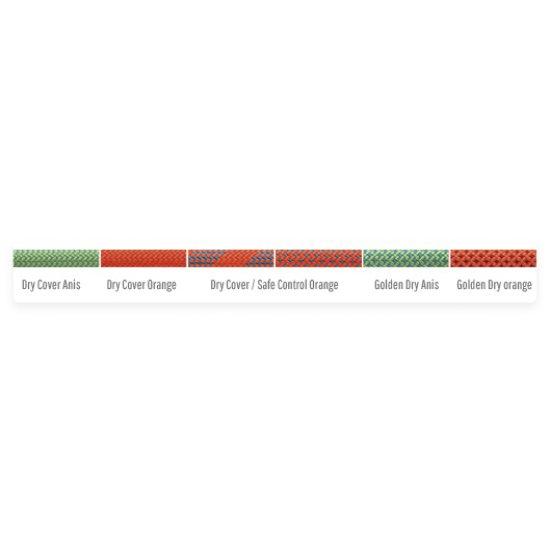 Динамично въже BEAL JOKER 9,1 мм. UNICORE - DRY COVER