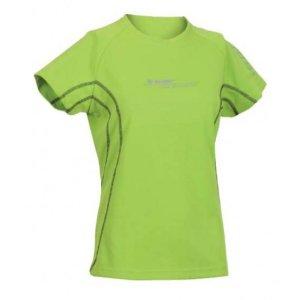 Дамска спортна тениска HI-TEC Cliona Wos, Зелен