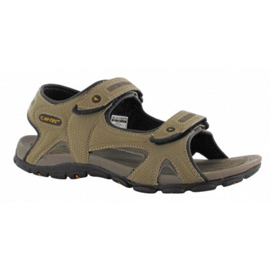 Мъжки спортни сандали HI-TEC Owaka, Кафяв