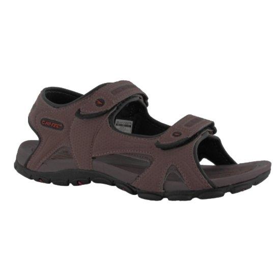 Мъжки спортни сандали HI-TEC Owaka, Шоколад