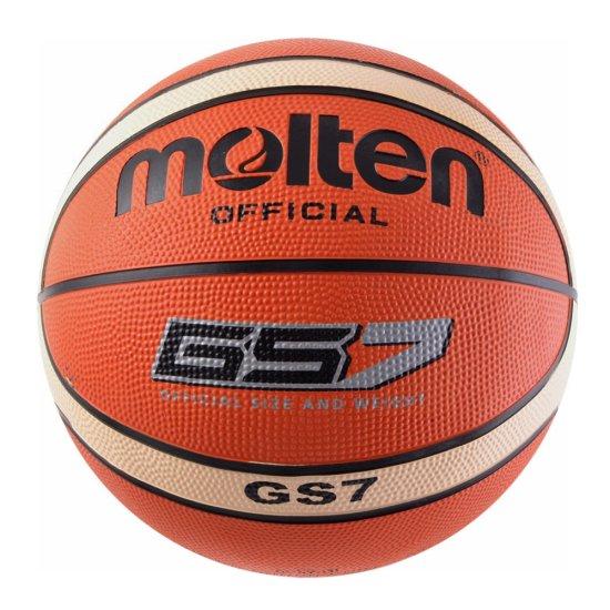 Баскетболна топка MOLTEN BGS7-OI
