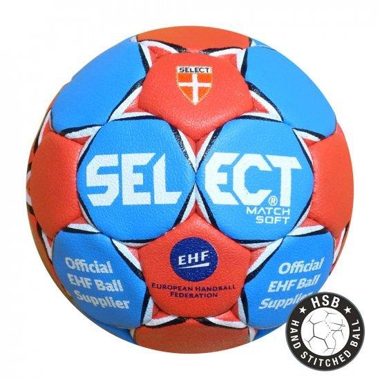 Хандбална топка SELECT Match Soft EHF
