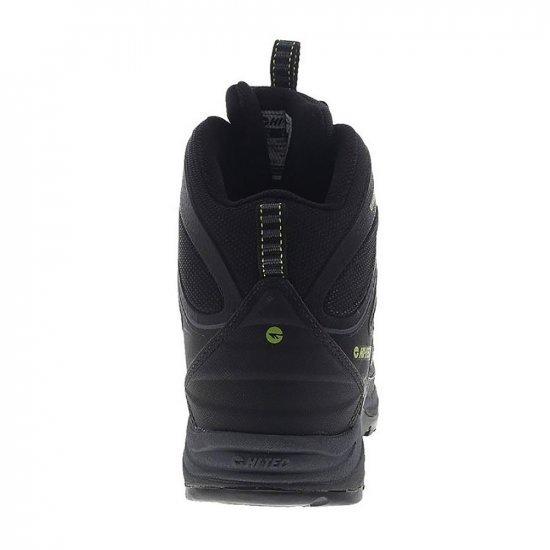 Мъжки високи обувки HI-TEC V-lite Mach 4 WPi, Черен