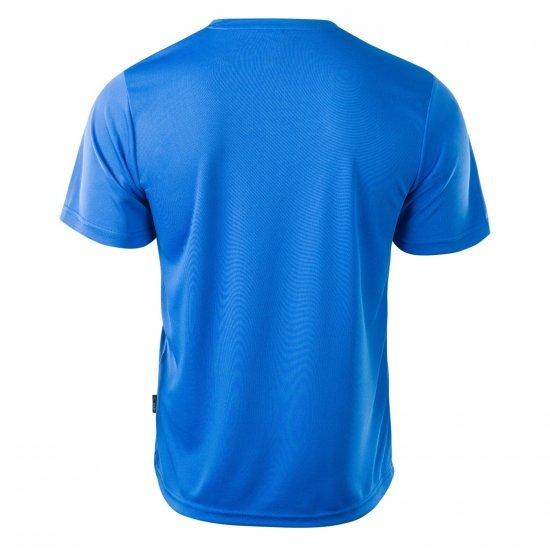 Мъжка тениска HI-TEC Solan, Син