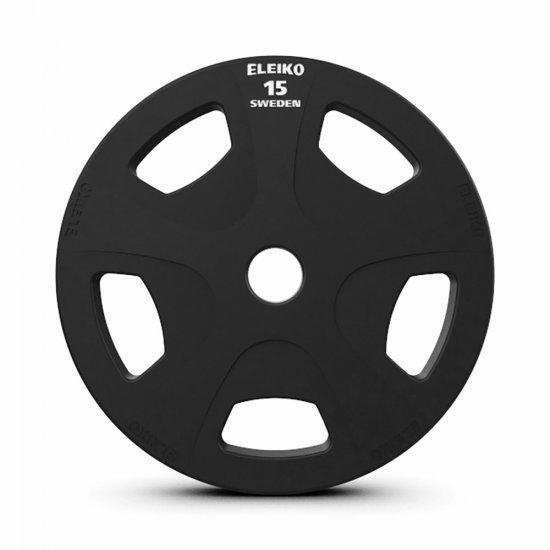 Олимпийски  диск Eleiko Vulcano Disc 15 кг