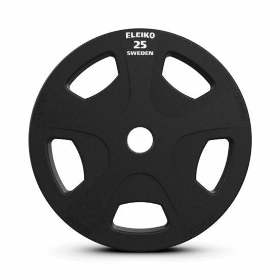 Олимпийски диск Eleiko Vulcano Disc 25 кг