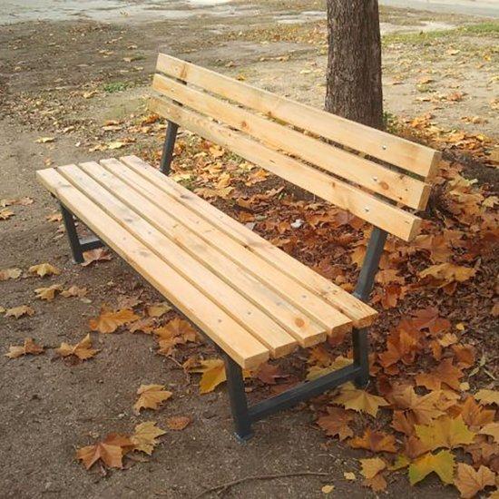 Паркова пейка ЯКО