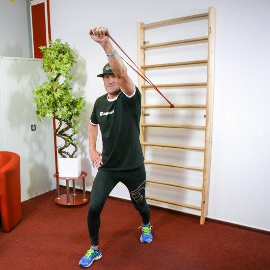 Шведска стена inSPORTline Fairline 240 x 80 см