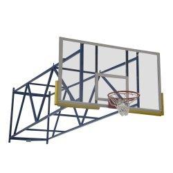 Баскетболна стойка стенна