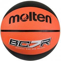 Баскетболна топка MOLTEN BC7R2, Червен/Черен