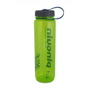 Спортна бутилка PINGUIN Tritan Slim 1l, Зелен