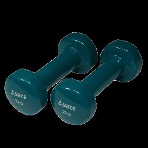 Гири YATE - комплект 2 x 2 кг