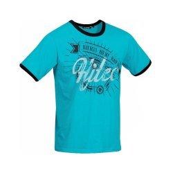 Мъжка спортна тениска HI-TEC Gruber, Син