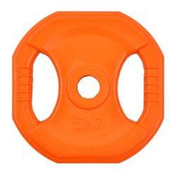 Квадратна плоча тежест inSPORTline Pump 5 кг