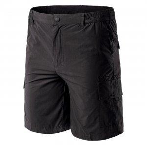 Къс мъжки панталон HI-TEC Sammi, Черен