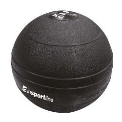 Медицинска топка inSPORTline Slam Ball 2 кг