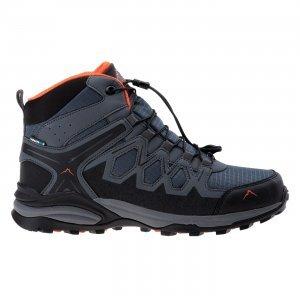 Мъжки обувки ELBRUS Euberen Mid WP, Тъмносив