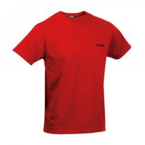 Мъжка спортна тениска HI-TEC Fenix, Червен