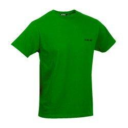 Мъжка спортна тениска HI-TEC Fenix, Зелен