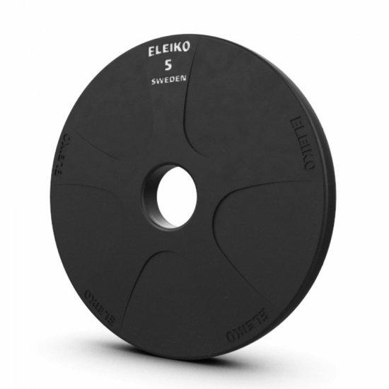 Олимпийски диск Eleiko Vulcano Disc 5 кг