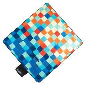 Пикник одеяло HI-TEC Pico multicolour