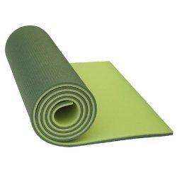 Постелка двуслойна YATE 10 mm, Зелен