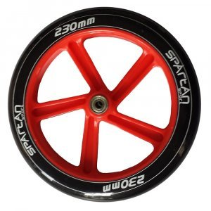 Резервно колело за тротинетка SPARTAN, 230 мм