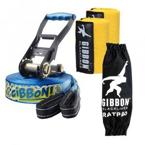 Слаклайн GIBBON Fun Line X13 Tree Pro Set, 15м