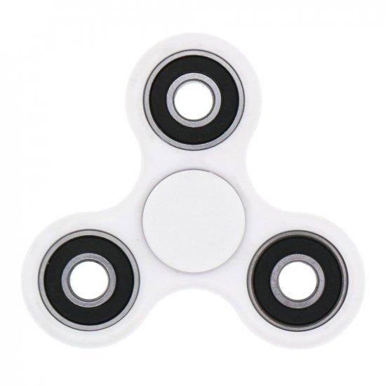 Спинер Fidget Tri-Spinner, Бял