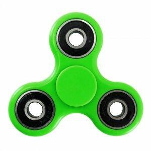 Спинер Fidget Tri-Spinner, Зелен