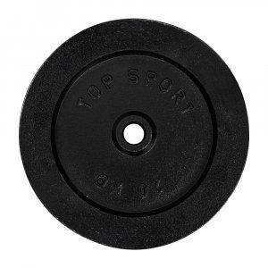 Стоманен диск TOP SPORT Castyr 20 kg