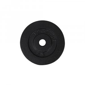 Стоманен диск TOP SPORT Castyr 5 kg