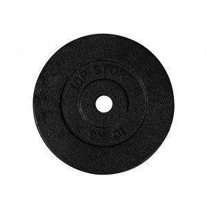 Стоманен диск TOP SPORT Castyr 10 kg