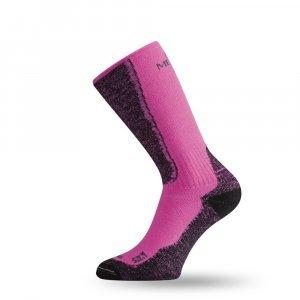 Термо чорапи LASTING WSM, Розов