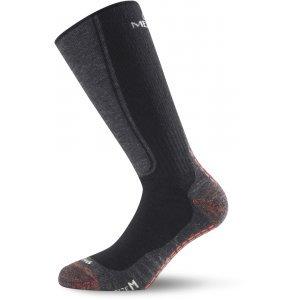 Вълнени термо чорапи LASTING WSM, Черен