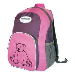 Раница NORTHLAND Bear Kids 8 - Pink