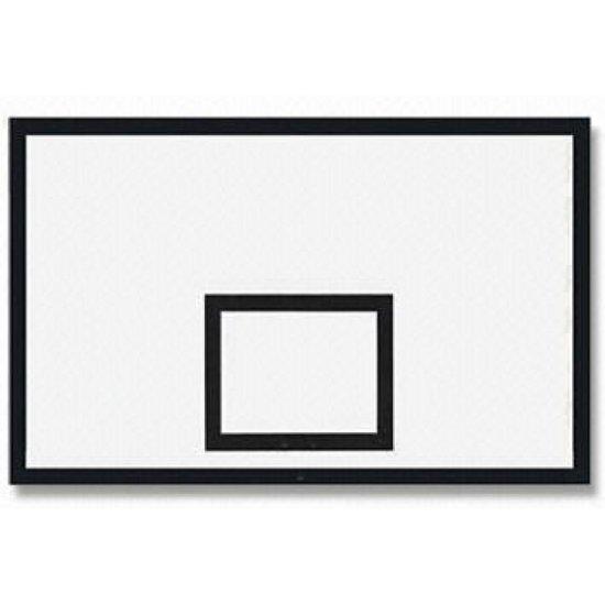 Баскетболно табло ЯКО с покритие стъклопласт 180х105 см