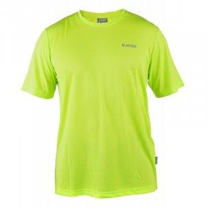 Мъжка тениска HI-TEC Memmo, Зелен