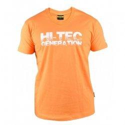 Тениска HI-TEC Generat, Оранжев