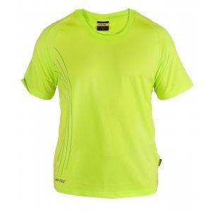Тениска HI-TEC New Mirro, Зелен