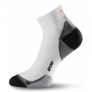 Чорапи за бягане LASTING RUB, Бял