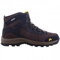 Мъжки високи обувки ELBRUS Talon Mid WP, Кафяв