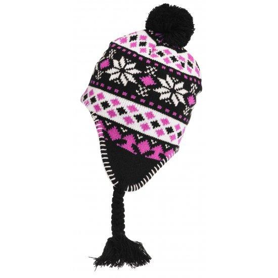 Зимна шапка за деца HI-TEC Sawa Junior