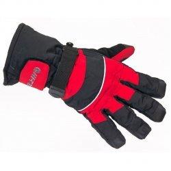 Зимни ръкавици HI-TEC Pratosh, Червен