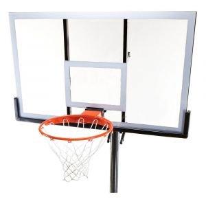 Баскетболно табло плексиглас ЯКО, 180х105 см