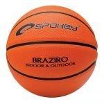 Баскетболна топка SPOKEY Braziro, Оранжев