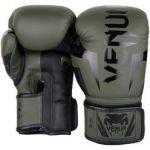 Боксови ръкавици  VENUM ELITE Khaki black