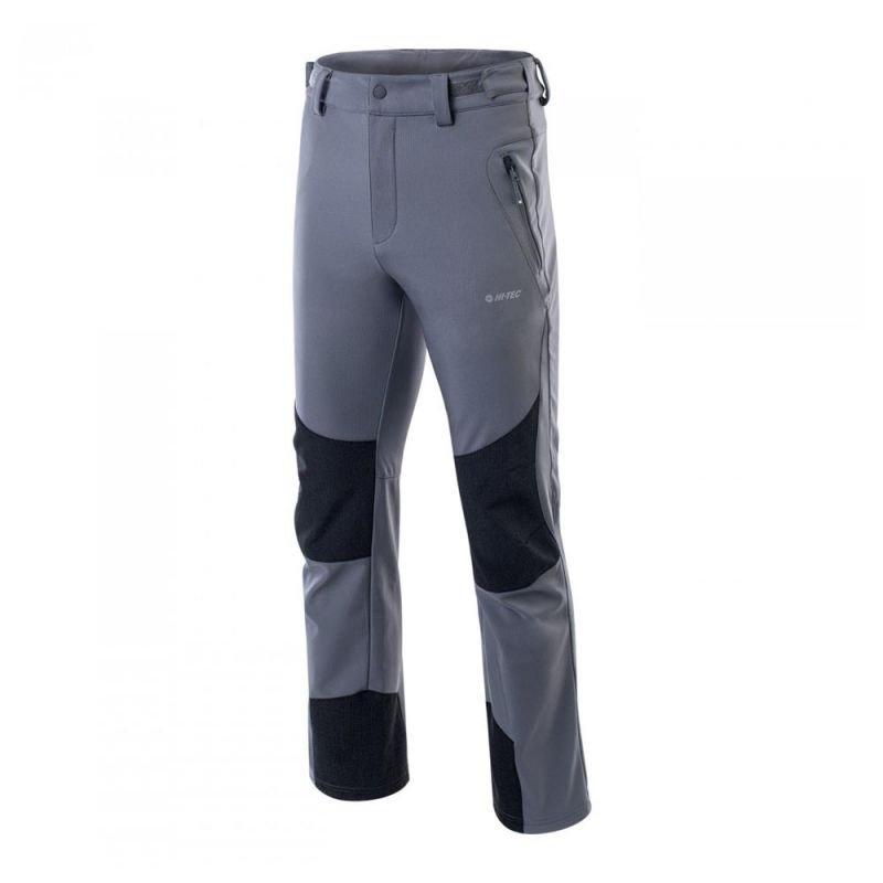 Мъжки панталон HI-TEC Erik, Сив