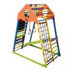 Детска катерушка InSPORTline Kindwood Set Plus