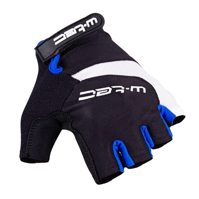 Вело ръкавици W-TEC Jaynee AMC-1031-13 - Black-Blue